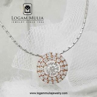 liontin berlian wanita dvl.pf3329d ltd 23100855912