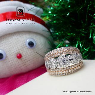 cincin berlian wanita dvw.rff8167 entl 19023703463