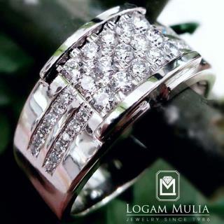 cincin berlian pria crmc.mro362 4r sesd 25035042257
