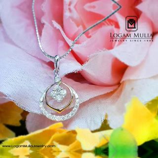 liontin berlian wanita pjl.p6004 ldt 03112543088