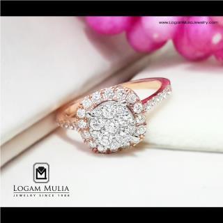 cincin berlian wanita crw.tp1904 sddt 03114248041