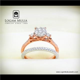 cincin berlian wanita crw.rd21663 tte 03114631697