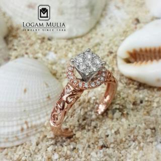 cincin berlian wanita crw. tp1270r ttl 04011701275