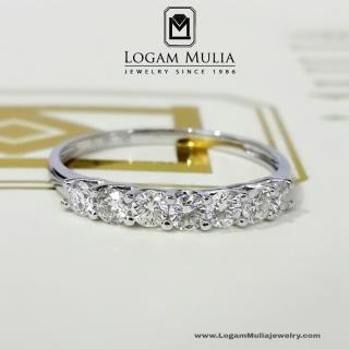 cincin berlian wanita pjw. r6485 tdt 04012936400