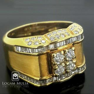 cincin berlian pria mc0148or002 dltt 25035441788