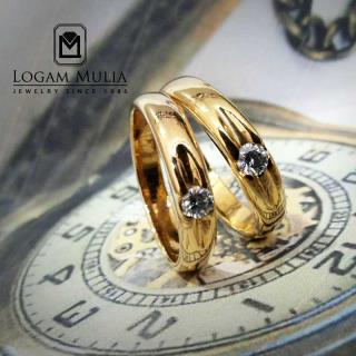 Wedding Ring YAWM.1506/02 eND YAWM.1506/01 tN