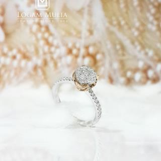 cincin berlian wanita amw.r22070 snen 31022655385