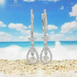 Anting Berlian Wanita SA0932 sTdL