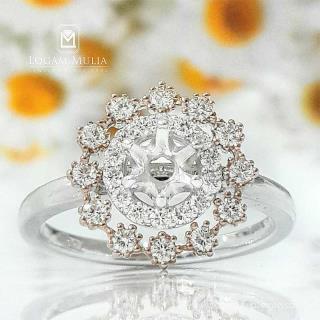 cincin berlian wanita crw.mj0281 dst 01100719565