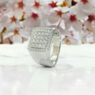 cincin berlian pria crmc.cr3004 dddd 01104114530