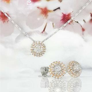 liontin berlian wanita dvl.pf3329d ltd 01104941747
