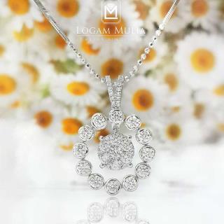 liontin berlian wanita arl.p602135 dddn 01105422588