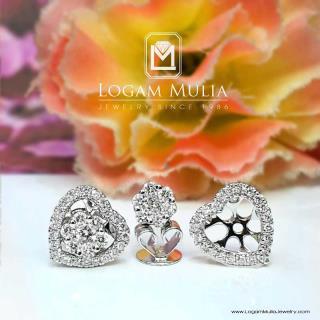 anting berlian wanita pja.e4509 dne 01044436173
