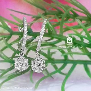 Anting Berlian Wanita PJA.E4547 DtE