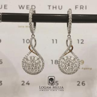 Anting Berlian Wanita ARA.EA205167 dEsT
