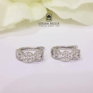 anting berlian wanita pja.e4172or1.r2 tel 25031719297