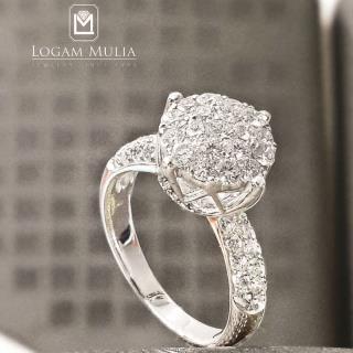 cincin berlian wanita apw.jr51130 dsdn 25032823828