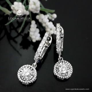 Anting Berlian Wanita CRA.SCR10 stDD