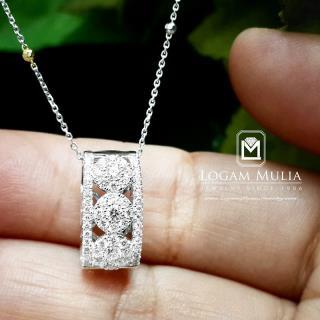liontin berlian wanita arl.pa2602031 sen 22013217909