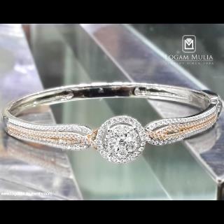 gelang berlian wanita arbg.a202277 ttln 05021750646