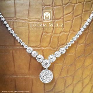 kalung berlian wanita arky.na205285 ednn 05022304208