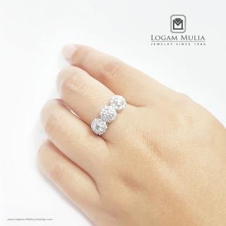 cincin berlian wanita crw.b945r.dtel 10041350250